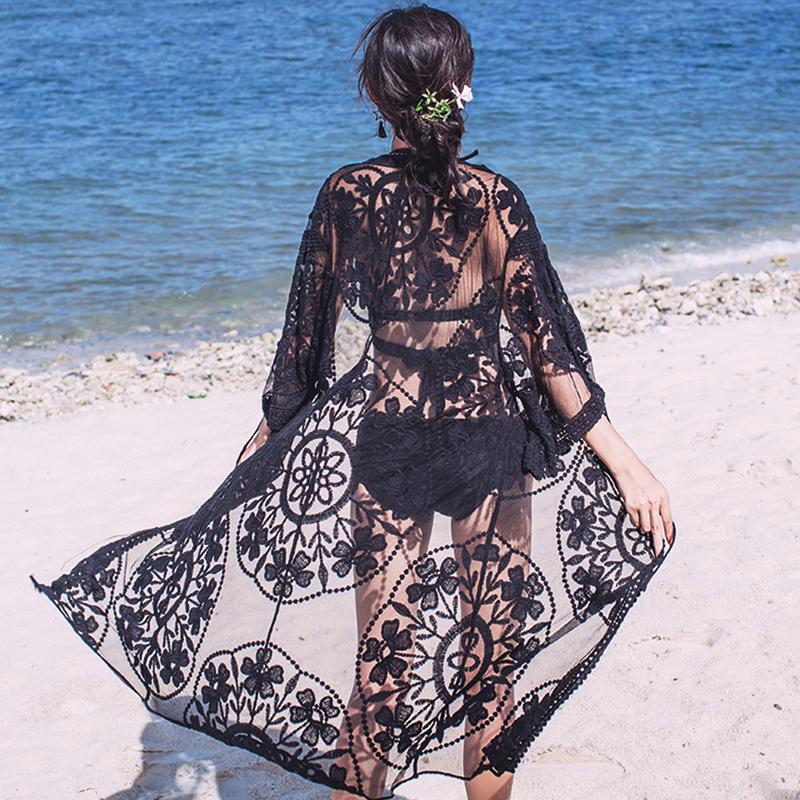 海边罩衫/披风