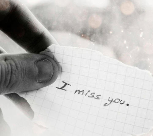 Miss You 礼物
